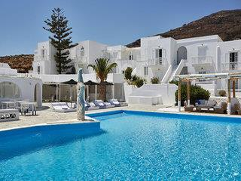 Mr & Mrs White Boutique Resort Tinos