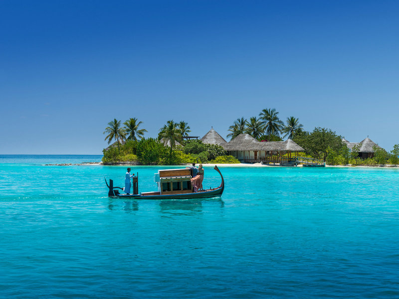 Four Seasons Resort Maledives at Kuda Huraa