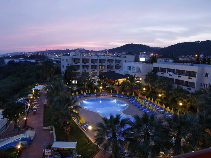 Aska Bayview Resort 4*, Avsallar-Incekum ,Turecko