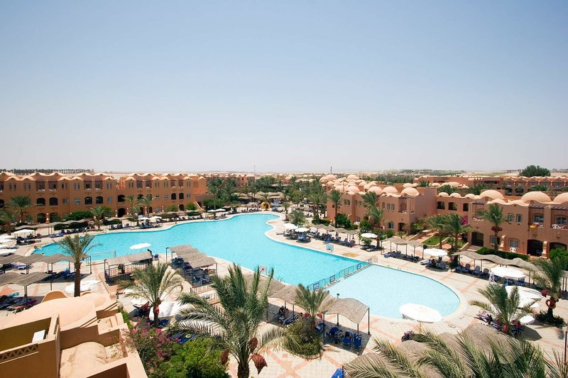 Jaz Makadi Oasis Resort & Club 1