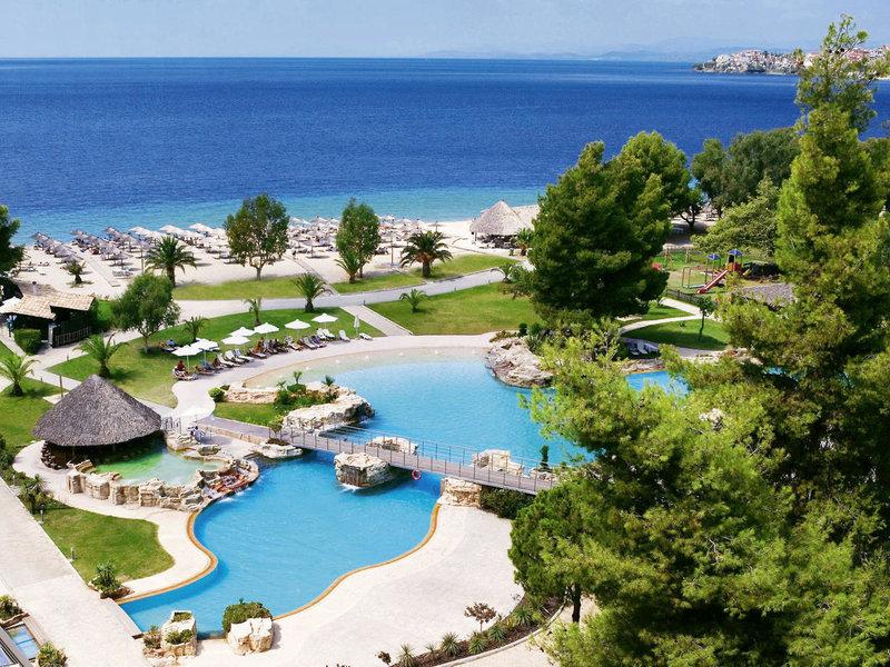 Porto Carras Grand Resort - Meliton Thalasso & Spa 5*, Chalkidiki ,Grécko