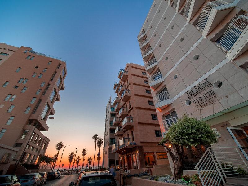 The Savoy Tel Aviv Sea Side