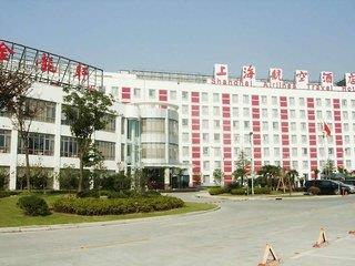 Shanghai Airlines Travel Hotel Pudong Airport Branch