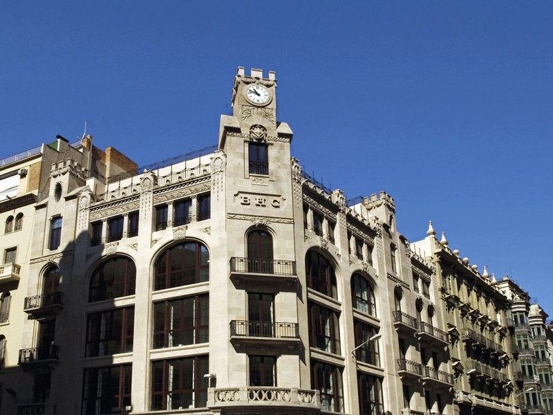 Colonial Barcelona