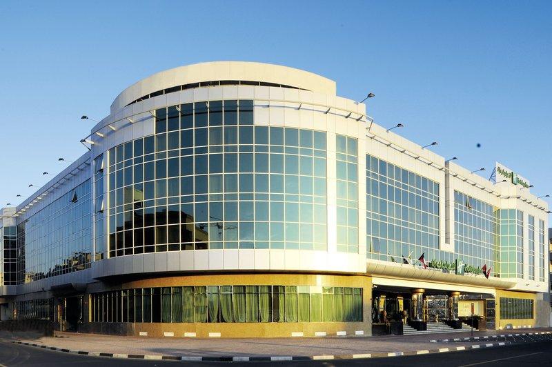 Holiday Inn Bur Dubai - Embassy District 2