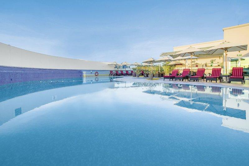 Holiday Inn Bur Dubai - Embassy District 4