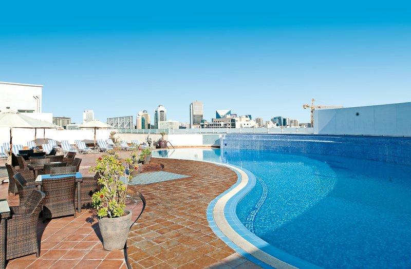Holiday Inn Bur Dubai - Embassy District 8
