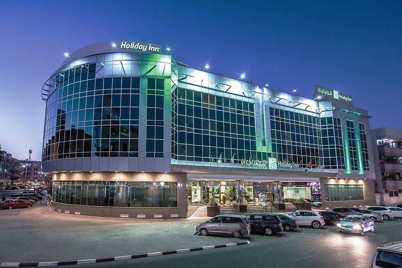 Holiday Inn Bur Dubai - Embassy District 10