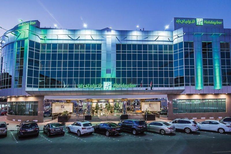 Holiday Inn Bur Dubai - Embassy District 11