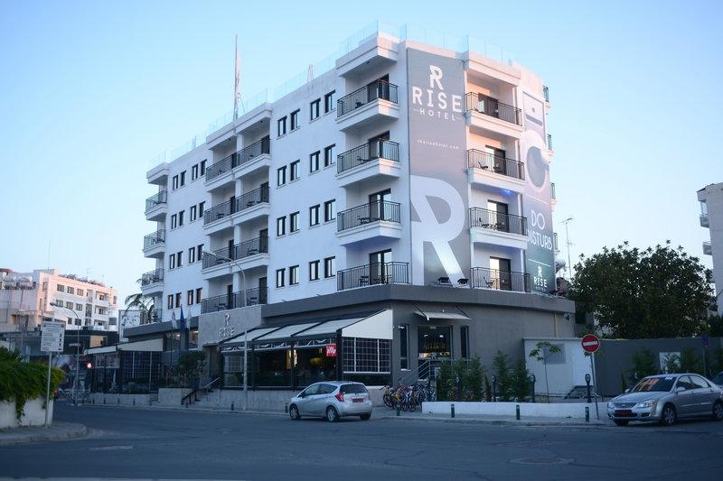 Rise Hotel - 1 Popup navigation