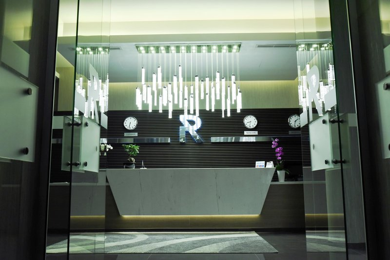 Rise Hotel - 4 Popup navigation