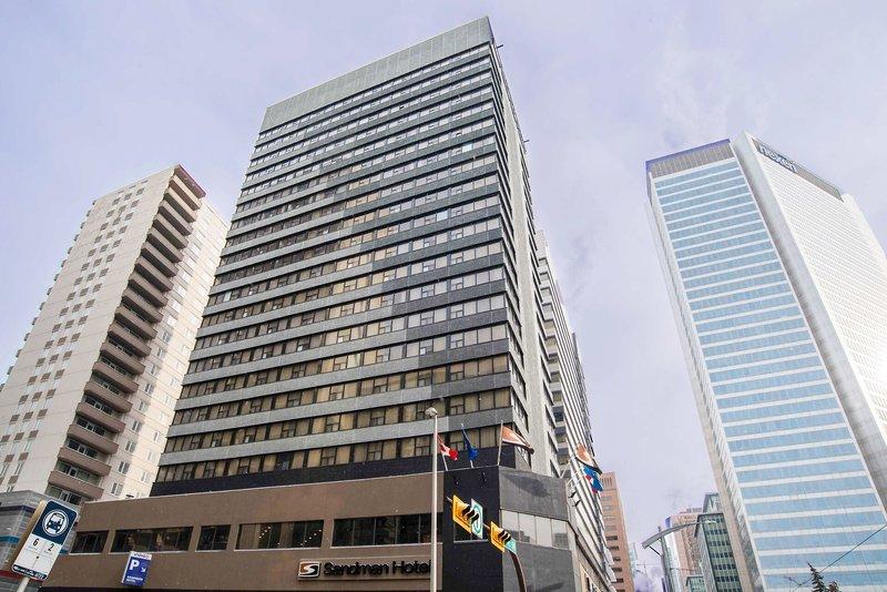 Sandman Calgary City Centre