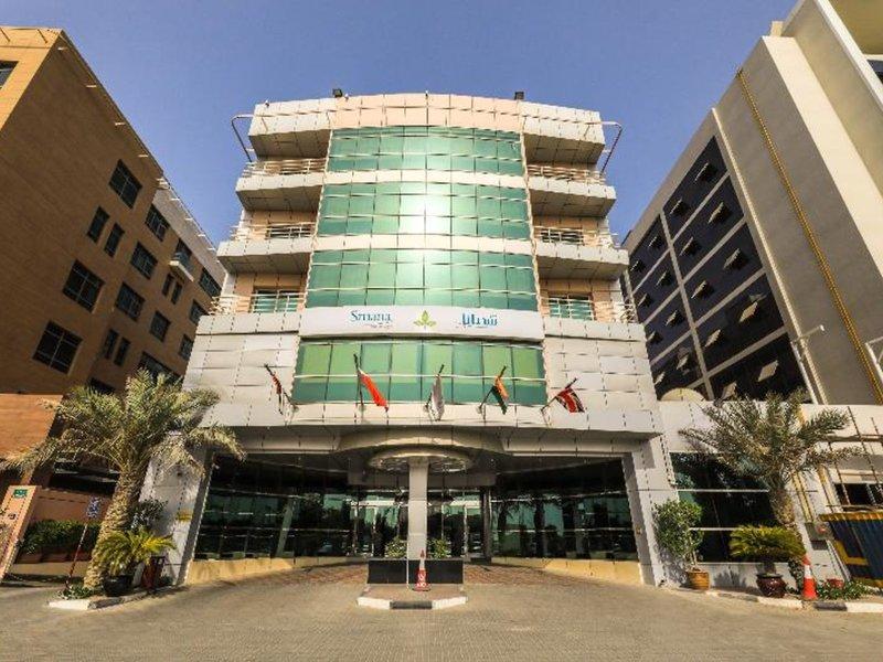 Smana Hotel Al Raffa 2
