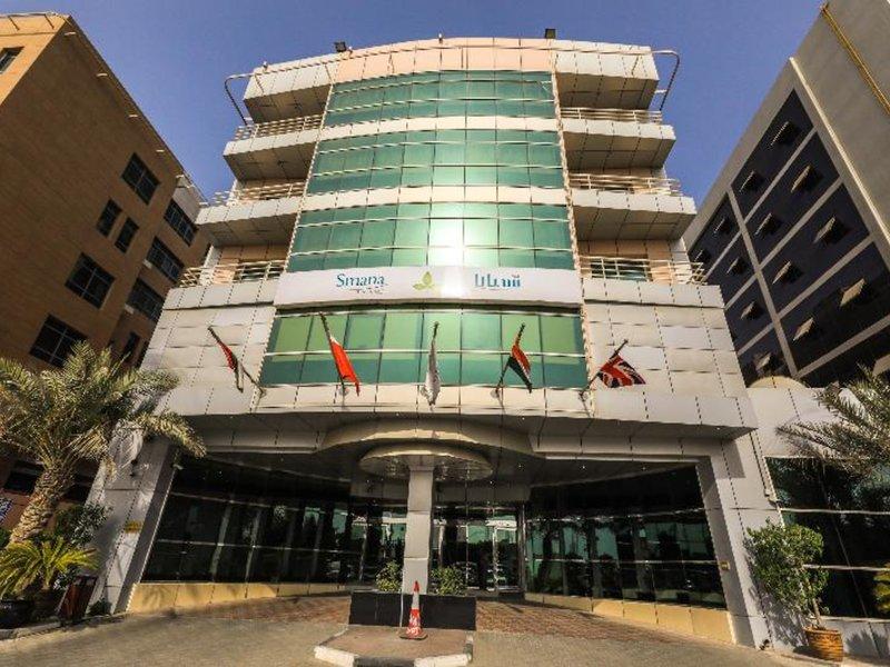 Smana Hotel Al Raffa 5