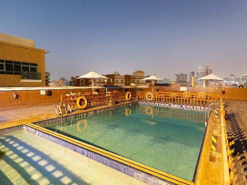Smana Hotel Al Raffa 7