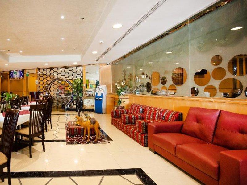 Smana Hotel Al Raffa 9