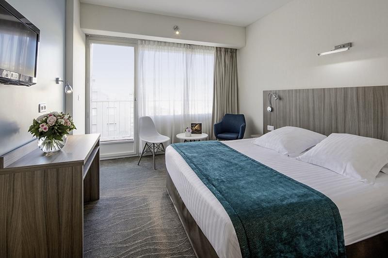 Splendid Hotel & Spa - 2 Popup navigation