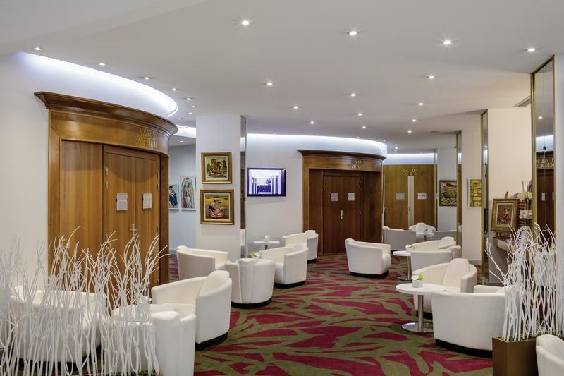 Splendid Hotel & Spa - 3 Popup navigation