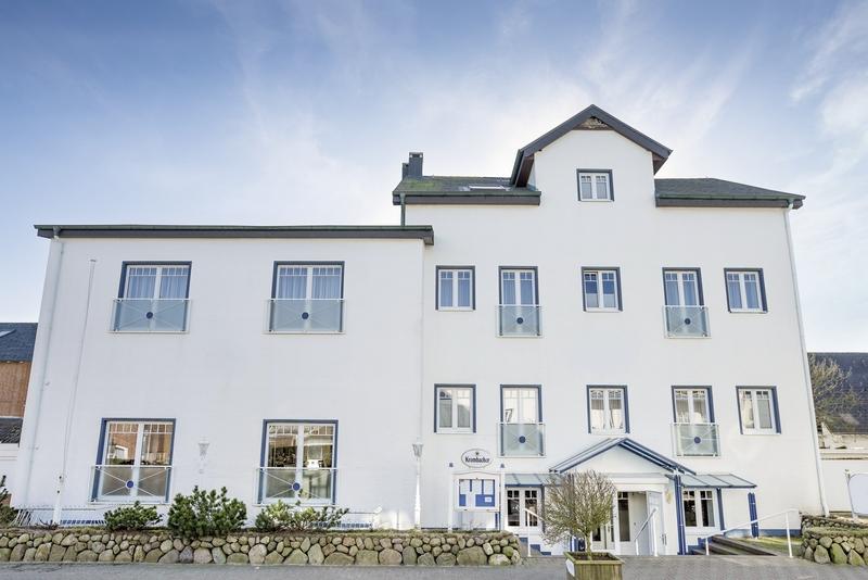 Sylter Blaumuschel - Hotel