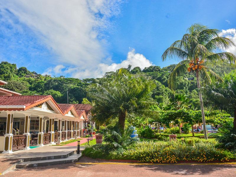 Berjaya Praslin Resort - 1 Popup navigation