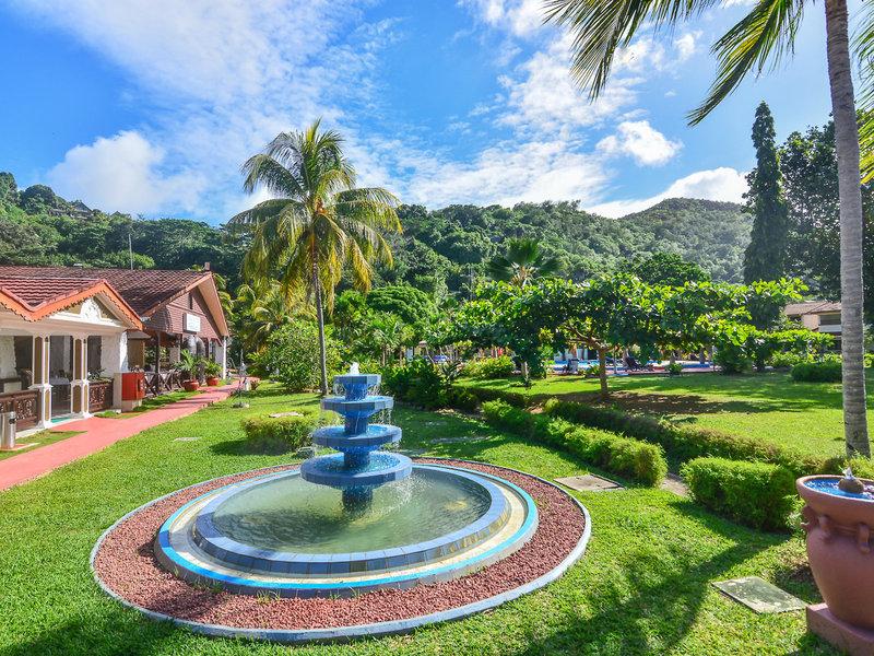 Berjaya Praslin Resort - 2 Popup navigation