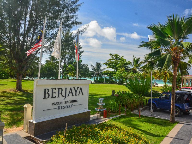 Berjaya Praslin Resort - 3 Popup navigation