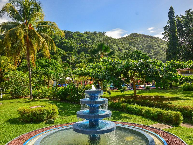 Berjaya Praslin Resort - 5 Popup navigation