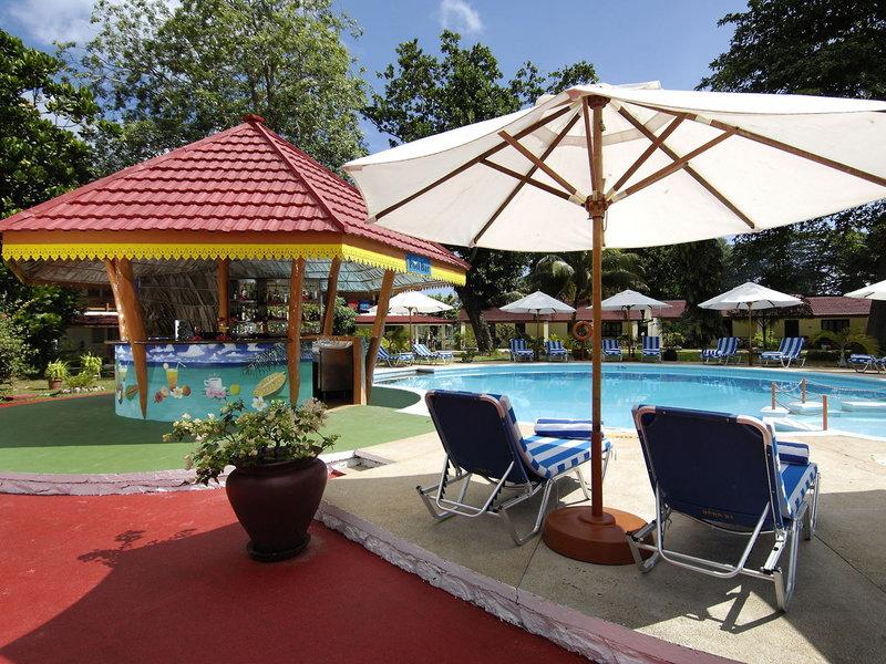 Berjaya Praslin Resort - 13 Popup navigation