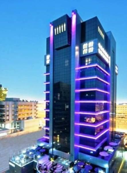 Raintree Hotel Deira City Centre