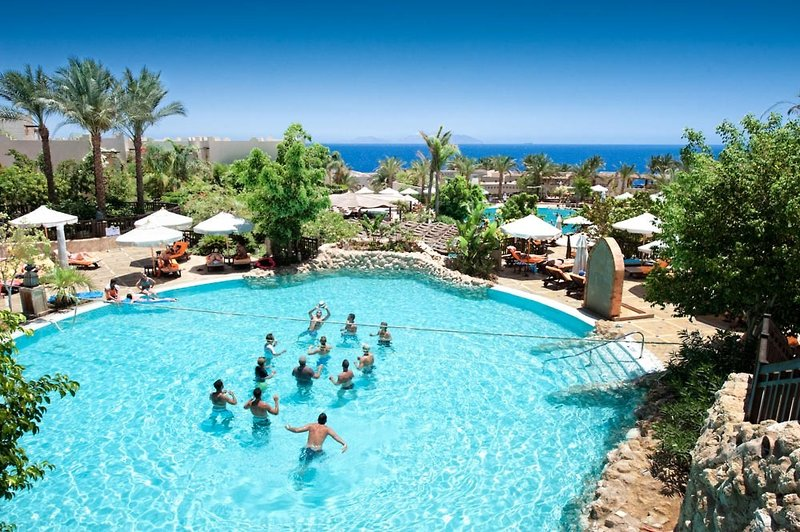 The Grand Hotel Sharm el Sheikh - 8 Popup navigation