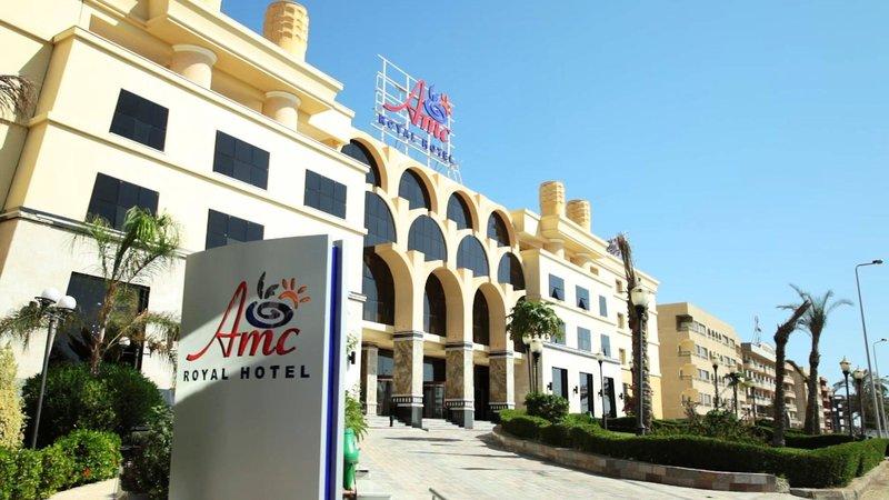 AMC Royal Hotel & Spa - 1 Popup navigation