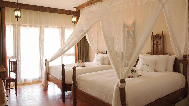 Doubletree by Hilton Resort Zanzibar - Nungwi - 7 Popup navigation
