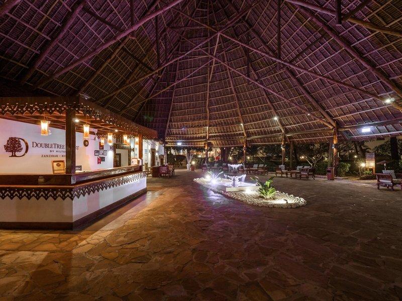 Doubletree by Hilton Resort Zanzibar - Nungwi - 8 Popup navigation