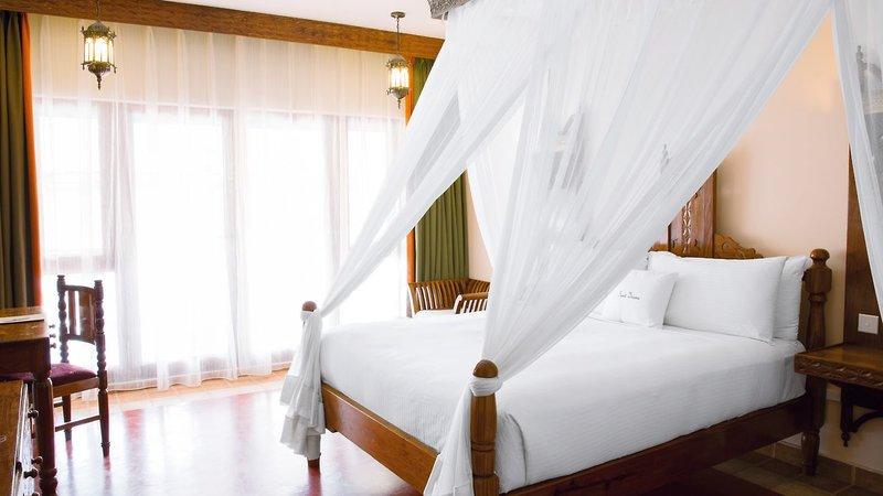 Doubletree by Hilton Resort Zanzibar - Nungwi - 1 Popup navigation