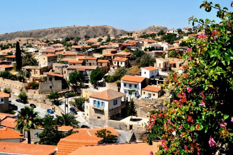 Traditional Cyprus Villages Tochni, Kalavasos, Psematismenos 11