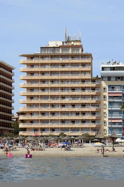 Apartamentos Jabega