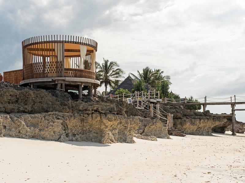 Essque Zalu Zanzibar - 7 Popup navigation