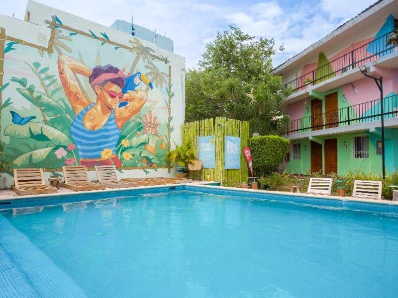 Selina Cancun Downtown 7