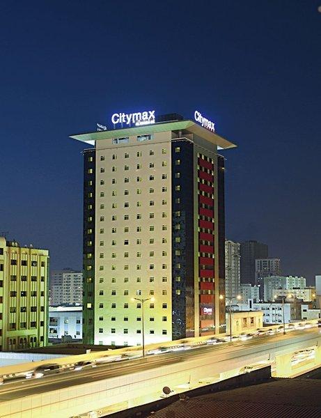 CityMax Sharjah - 1 Popup navigation