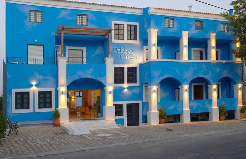 Palazzo Greco Boutique Hotel 13