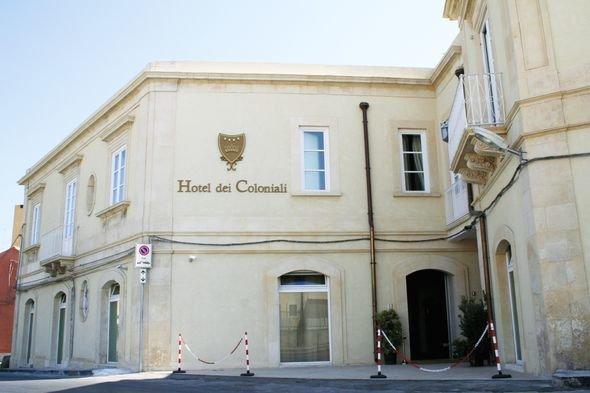 L'Hotel dei Coloniali
