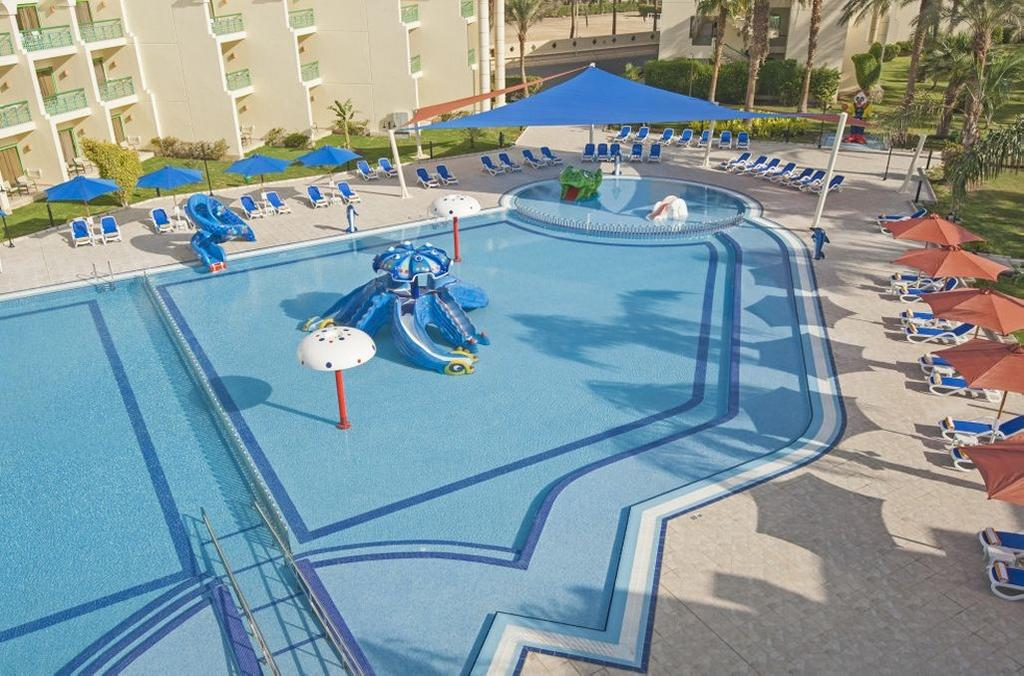 Hilton Hurghada Resort & Club - Resort - 2 Popup navigation