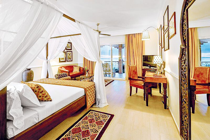 Riu Palace Zanzibar - Erwachsenenhotel - 3 Popup navigation
