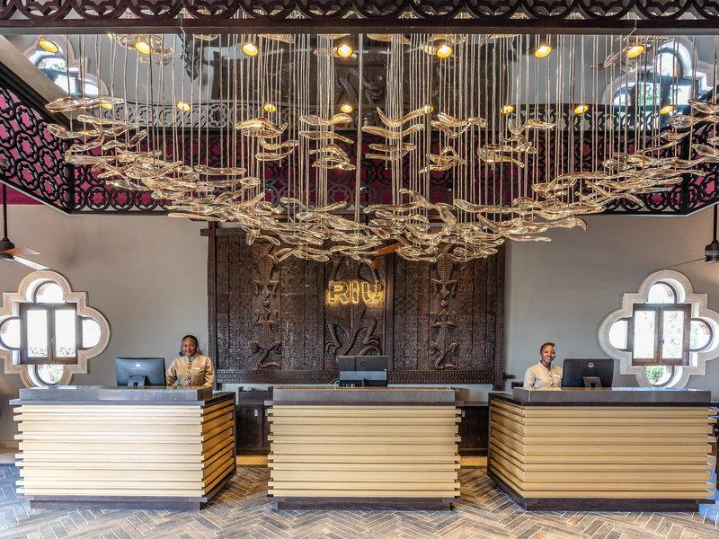 Riu Palace Zanzibar - 8 Popup navigation