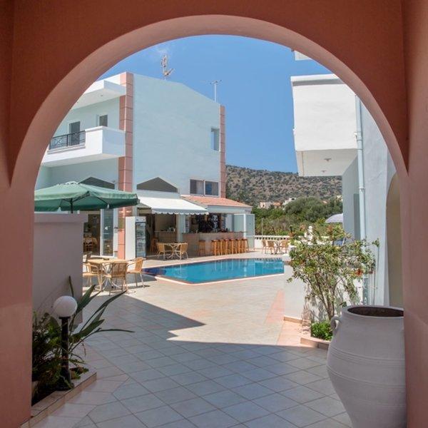 Athena Apartments Stalida