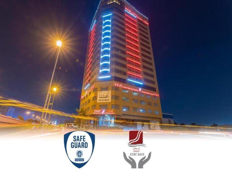 Ewan Ajman Suites Hotel