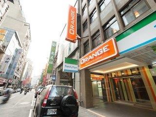 Orange - Kaifong Taipei