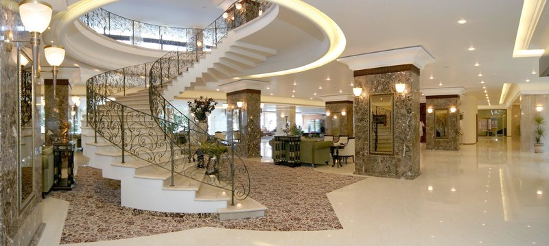 The Palace Hotel - 7 Popup navigation