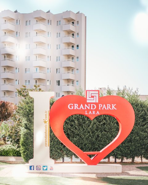 Grandpark Lara - 10 Popup navigation