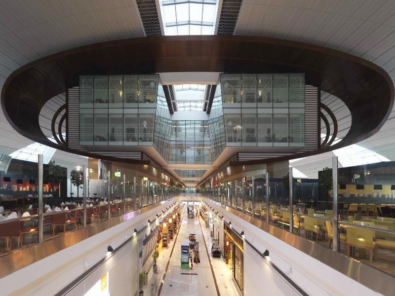 Dubai International Airport Terminal Hotel 1